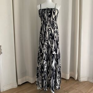 New York & Company Long Maxi Dress